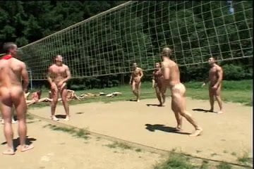 Finest Naked Sports Volleyball Pics