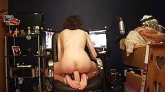 ass stretching 1
