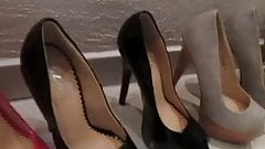 Sexy High Heels ohne Fuesse