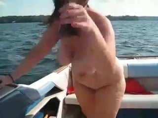 Chubby women sex on ship