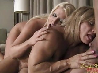 Wild Women Threesome part 2