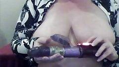 Madura gordita masturbandose