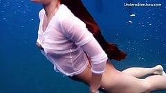 First underwater erotic video
