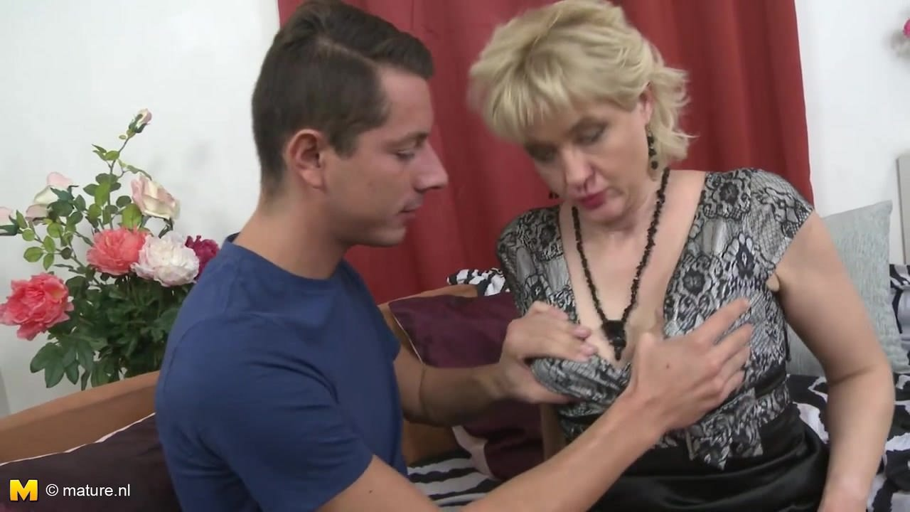 Taboo mom and son sex 4