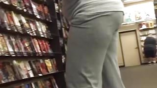 Sweat pants panty lines vpl