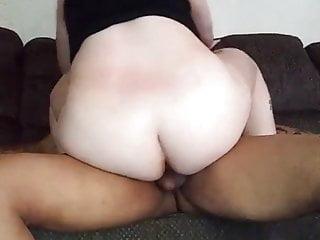 Thick white girl fuck bbc