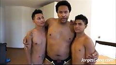 You Really Gota Gest You Some Straight Boyz Like Jorge Has