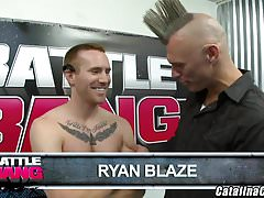 Lexi Belle in bikini getting drilled by an mma fighter