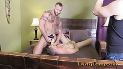 Dayton O'Connor Flips Derek Parker