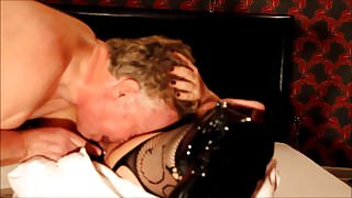 Russian Arab Mix Whore Brutal Oral and Pussy Play