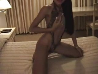 Asian Hooker Fucked And Sprayed !