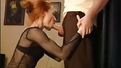 Redheaded Cock Sucker