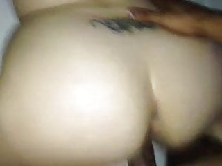 PAWG Taking Black Cock 1