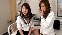 Asian Schoolgirl Seduces Another Teacher