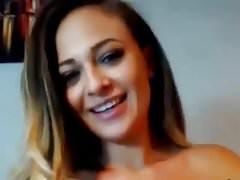 big tits has many toys google PLUSHCAM to control to orgasm
