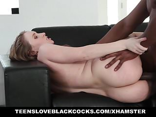 Tlbc Sexy Teen With Huge Ass Fucks Big Black Cock