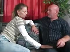 STP5 Daughter Was In Desperate Need Of Daddys Cum !