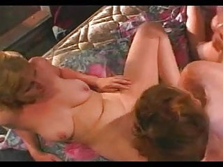 Lucky Cock Drills Redhead Allison And Friend