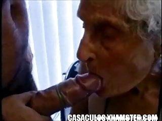 Grandma Blowjobs