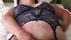 Charlotte pussy play