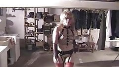BITCHY 50 years old MILF GETS TAMED