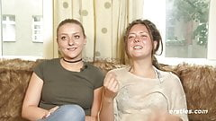 Tamara and Sophie Getting it On's Thumb