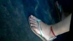 Candid Feet Soles Solas Pezin