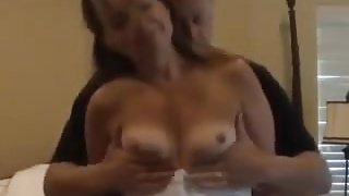 homemade blowjob and fuck