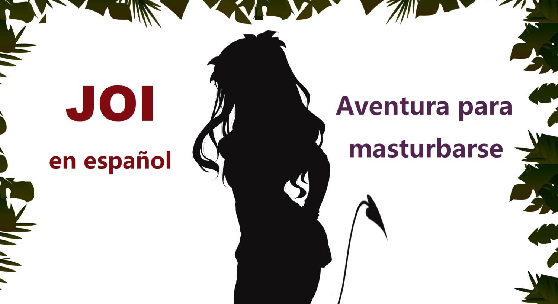 JOI + juego de rol. Aventura para masturbarse VS Sucubo.