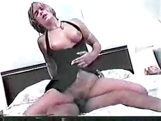 Hubby films her wifey fucking a fat black cock