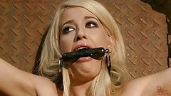 Slave Girl collected, trained, tormented for auction's Thumb