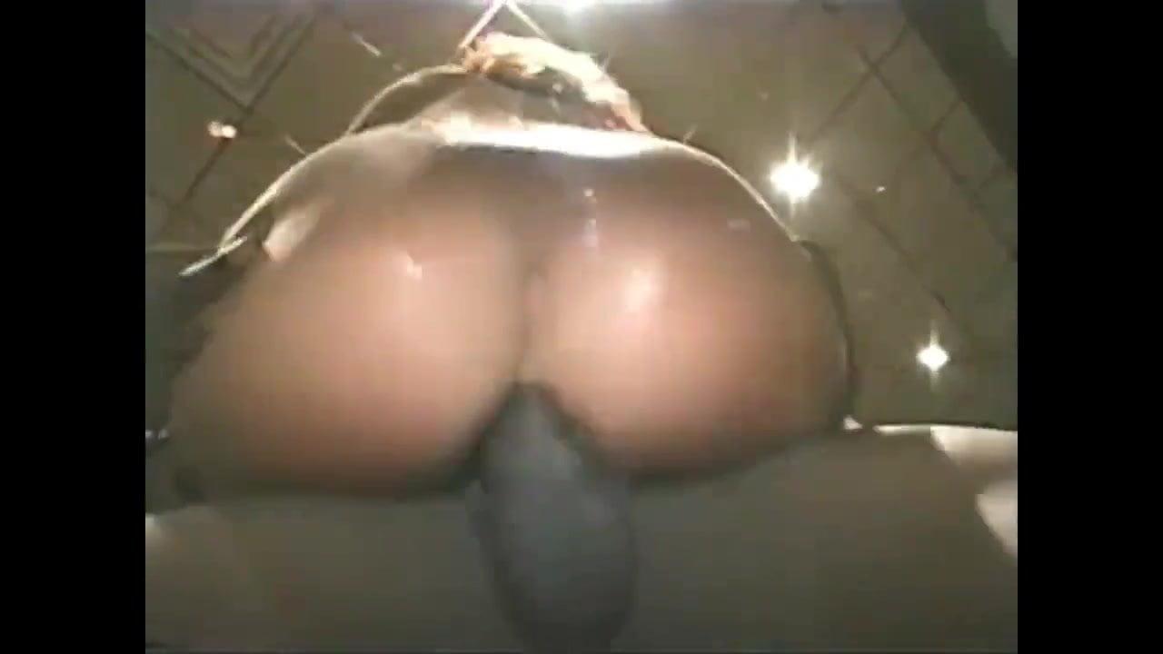 Big Ass Blonde Homemade