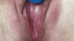 playing with mistress dripping pussy 2