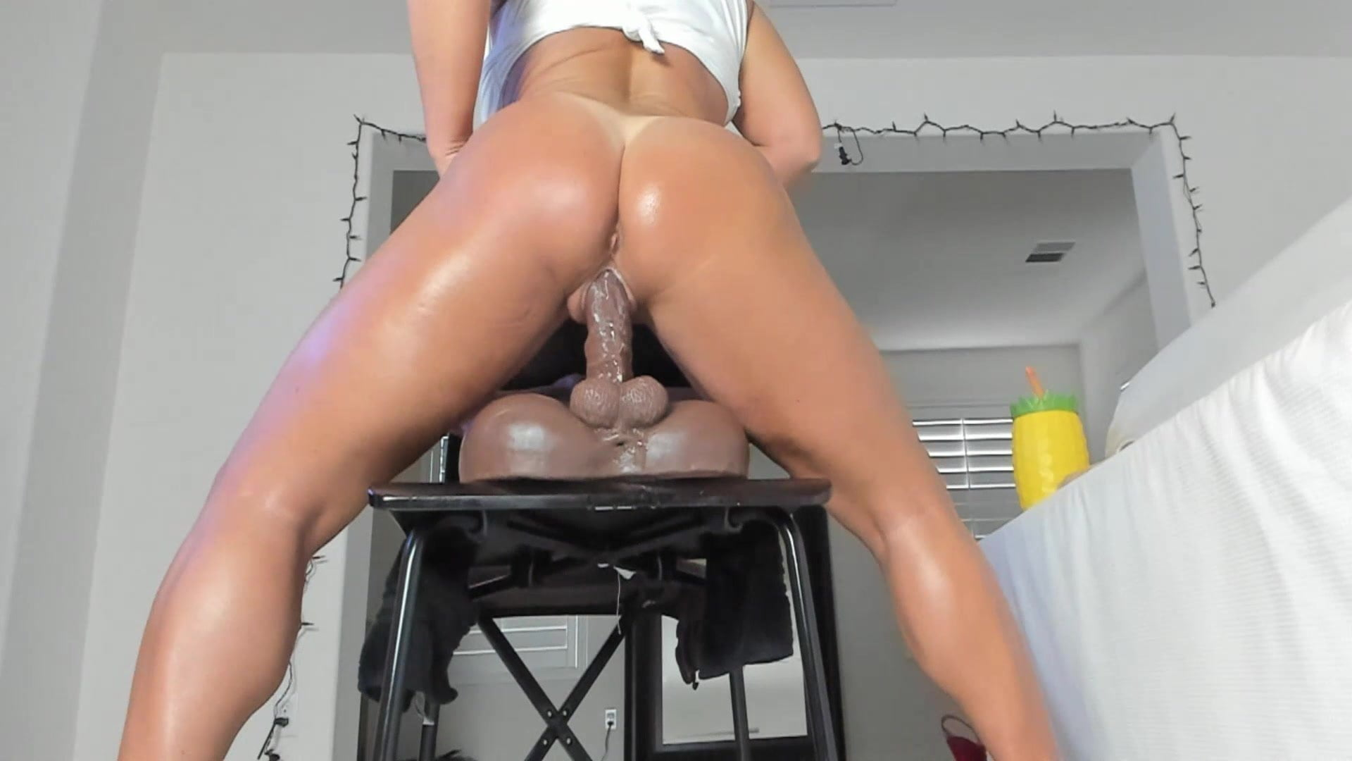 motion Up and dildo down