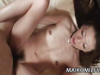 Ryoko Matsuzaka - A Very Wet Japanese Milf Pussy