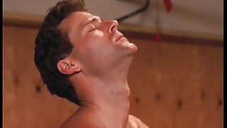 Moana Pozzi - Sex scene in Manbait (1992)