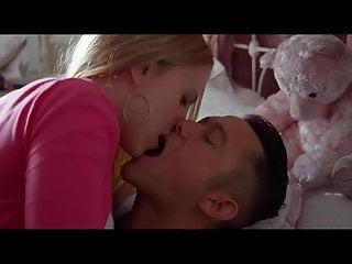 Scarlett Johansson hot fucking kissing video