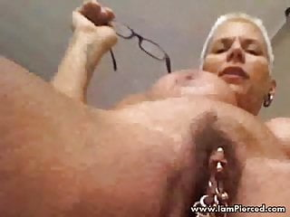 Iam Pierced Goddess With  Pussy Rings Queen Of Piercings