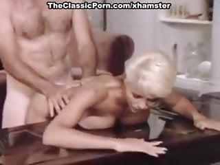 Seka, John Leslie in platinum blonde goddess of classic porn