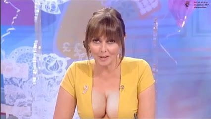 big tits vorderman Carol