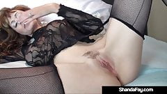 Horny Housewife Shanda Fay Fucked By Spying Pervert!