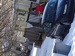 BBW big ass mature neighbor