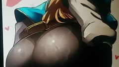 Zelda Breath of the Wild Ass Cum Tribute
