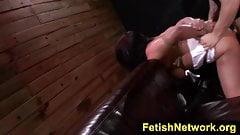 FetishNetwork Becca Diamond sore pussy