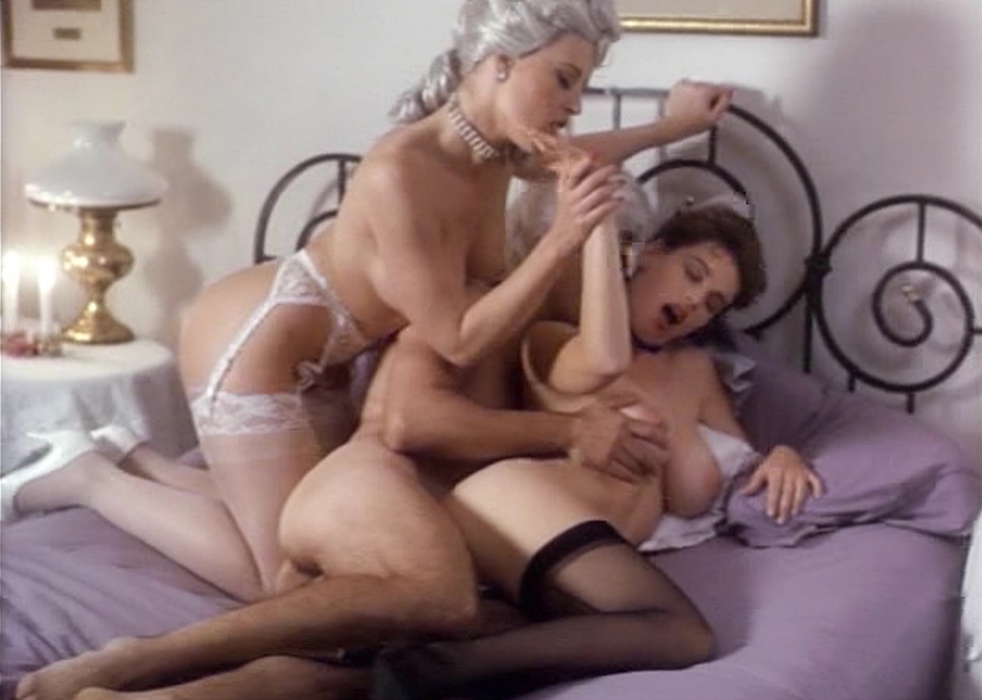 4D Porn shannon whirry threesome sex in animal instincts porn 4d