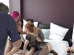 BTS 3Some Anna Belle Peaks, Penny Pax & Alex Legend Part 2