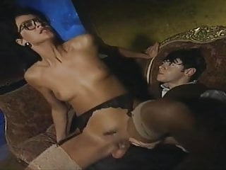Milf In Glasses - Younger Man Seduction