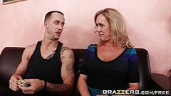 Brazzers - Mommy Got Boobs - Fucking The Help scene starring
