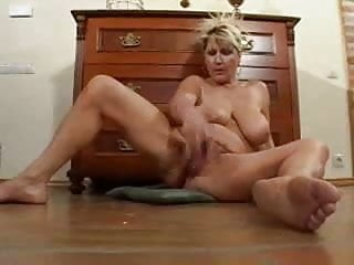 See my mature wife ! She is really a bitch !