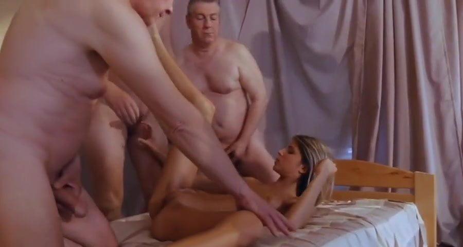 Asian Teen Swinger Orgy
